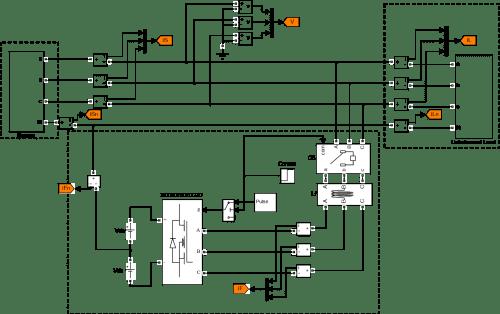 sơ đồ khối gồm hệ thống mạch lọc