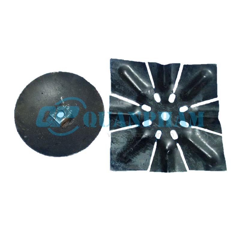 Búp sen và đĩa Spread Anchors 1