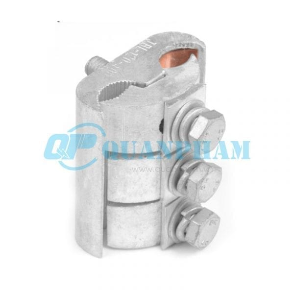 Kẹp chằng 3 bulong Parallel Groove Clamp for Guys 1