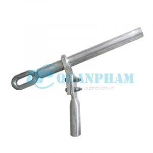 Khóa néo ép cho dây ACSR Dead-end Clamps for ACSR (type NY - compression) 3