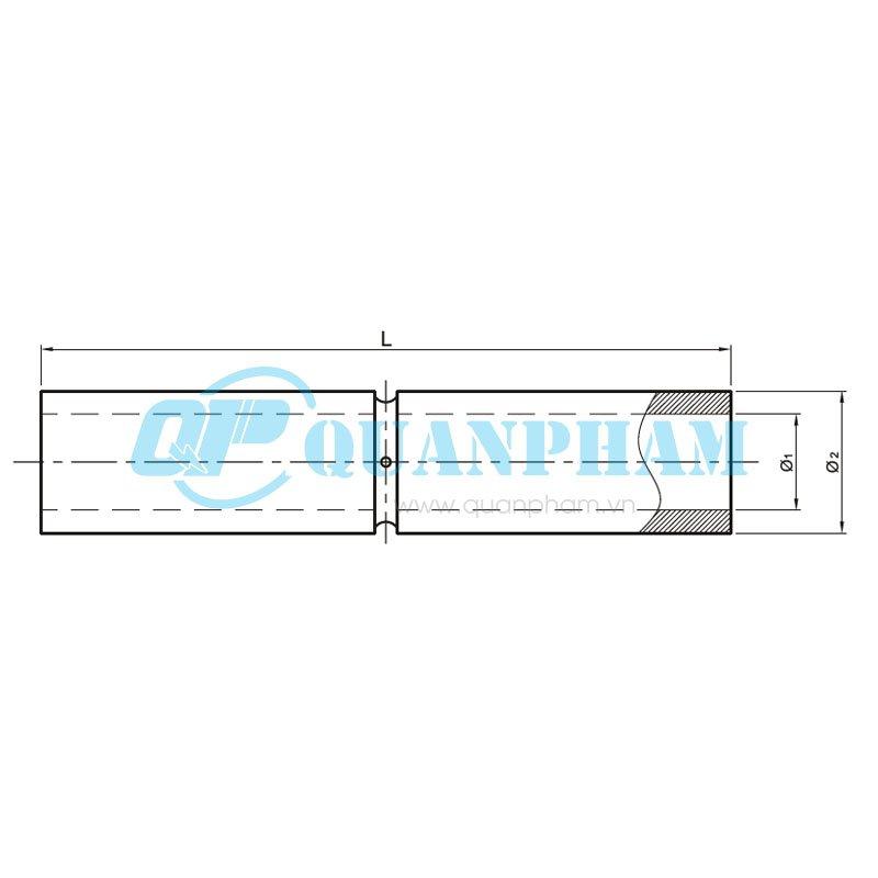 Nối thanh cái (trong) Tubular Bus-bar Joint (inside – type MJ)
