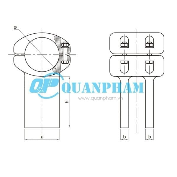 Kẹp rẽ nhánh dây dẫn type MGT/S