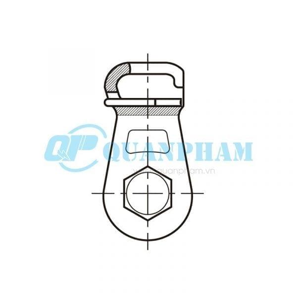 mac noi kep Socket Clevises (type WS) 2