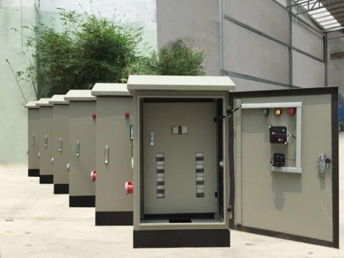 sản xuất vỏ tủ điện ngoài trời (Ảnh: quanpham)
