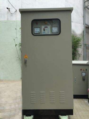 Hình 2: Quy trình sản xuất vỏ tủ điện ngoài trời (Ảnh: quanpham)