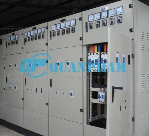Quy trình sản xuất tủ điện