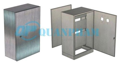 Hình 1: Vỏ tủ điện sino (Ảnh: quanpham)